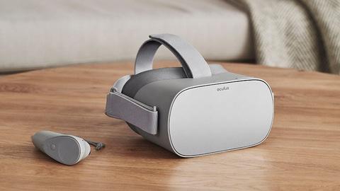 Oculus、単体で動作するVRヘッドセット「Oculus Go」を2018年に投入へ Oculus Go