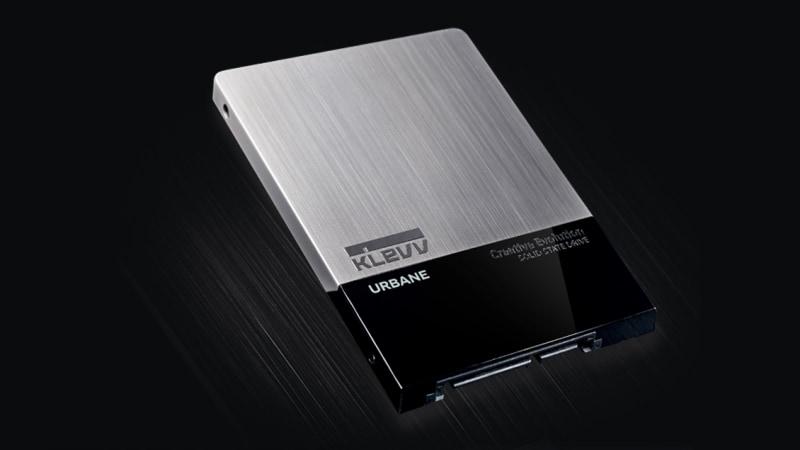 Klevv Urbane SSD 960GB SATA MLC D960GAA-UR
