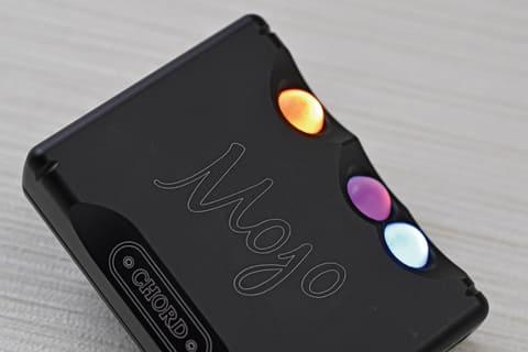 ポータブルではすまされない高音質USB DAC「Chord Electronics Mojo」 Chord Electronics Mojo