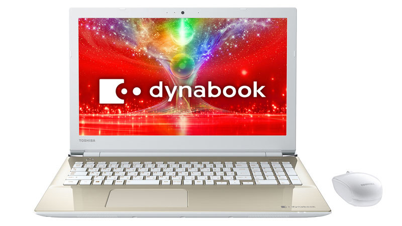 dynabook T45サテンゴールド
