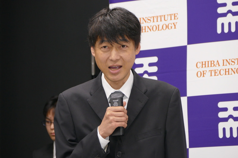 千葉工業大学 常任理事 未来ロボット技術研究センター・所長 古田貴之氏