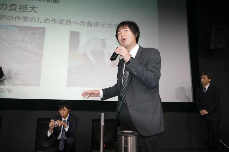 千葉工業大学 未来ロボット技術研究センター・研究員 西村健志 氏