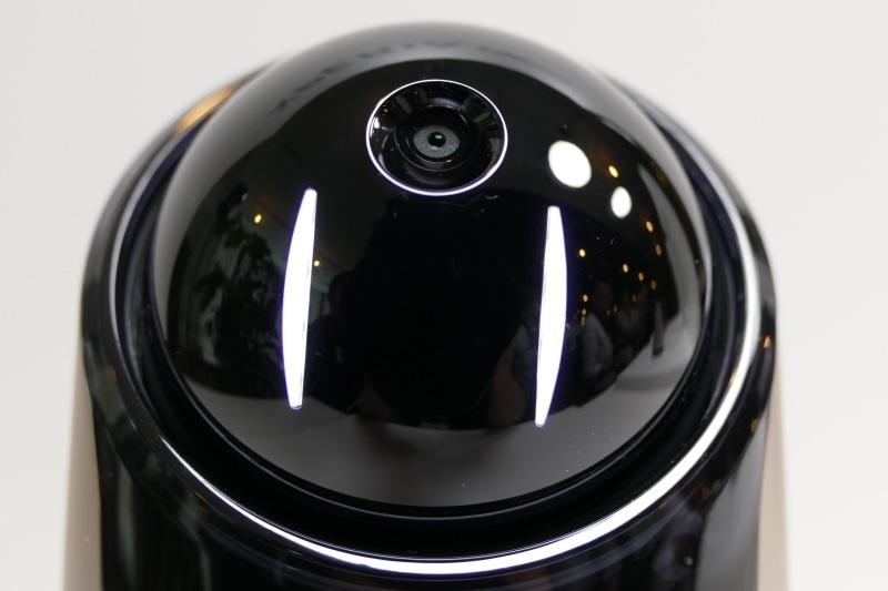 頭部カメラ