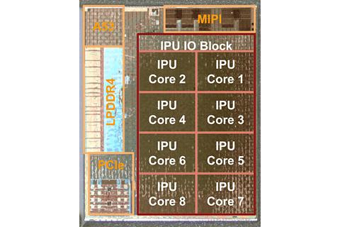 Google製スマホ「Pixel 2」は同社初の独自設計プロセッサを搭載 Pixel Visual Coreの拡大画像
