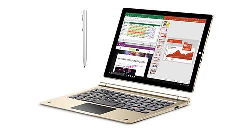 TeclastのAndroid/Windowsデュアルブート2in1が日本上陸 Tbook 10 S(セット)