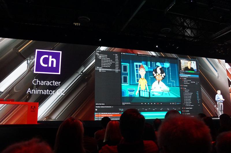Character Animatorは、作ったキャラクターにしゃべらせるアニメーションをつくったりできる