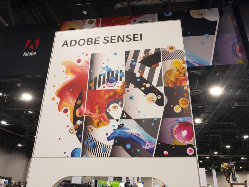 Adobe Senseiは、AdobeのAIフレームワーク。APIとして提供されており、Creative Cloudから利用することができる