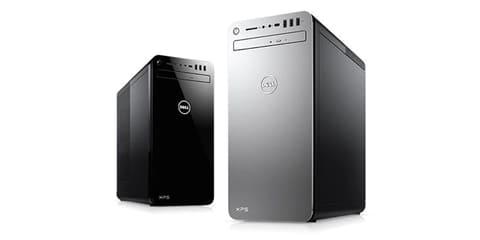 デル、高性能デスクトップを6コアの第8世代Coreに刷新 New XPS タワー