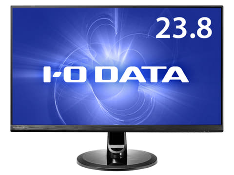 アイ・オー、WQHD表示対応の23.8型液晶ディスプレイ LCD-MQ241XDB