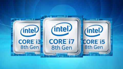 """国内発売が遅れていた第8世代CPU""""Coffee Lake-S""""の予約受付が10月27日より開始"""