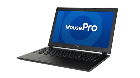 マウス、Quadro P3000搭載の15.6型モバイルワークステーション MousePro NB9シリーズ