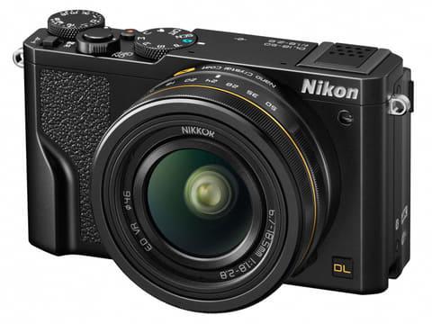 スマホの台頭でニコンの中国コンデジ製造工場が操業停止 2月に発売中止を決定したコンパクトデジタルカメラ、「DL18-50 f/1.8-2.8」