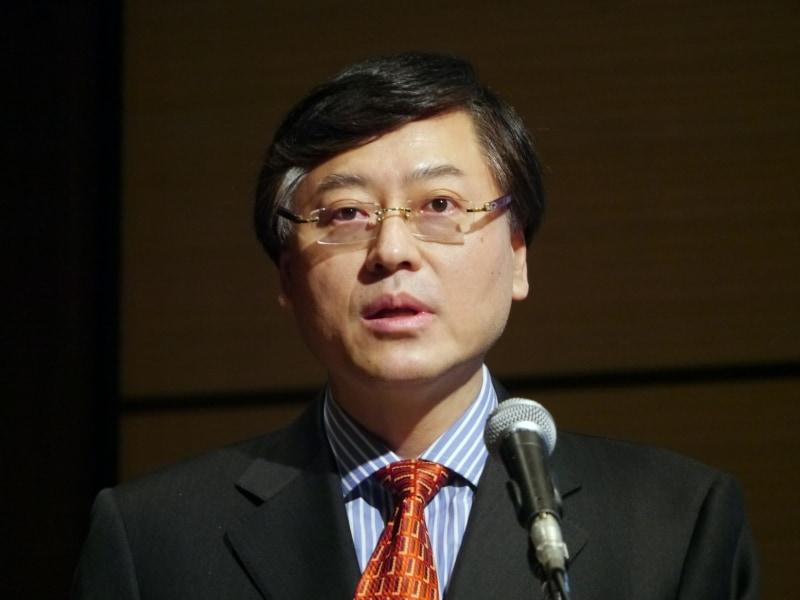 レノボ・グループ・リミテッド 会長兼CEOのヤンチン・ヤン氏