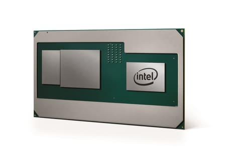 歴史的融合。IntelがAMD GPU内蔵Coreプロセッサを発表 AMD GPUを搭載する第8世代Coreプロセッサ