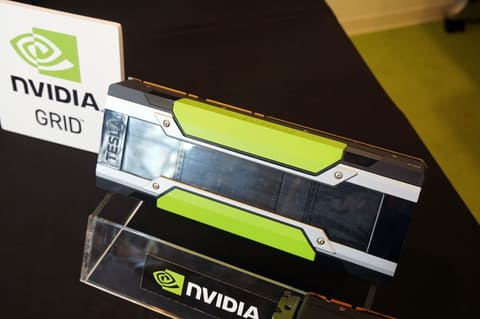 NVIDIA、仮想GPUでCUDAを使用可能にした「GRID 5.0」 Tesla P100
