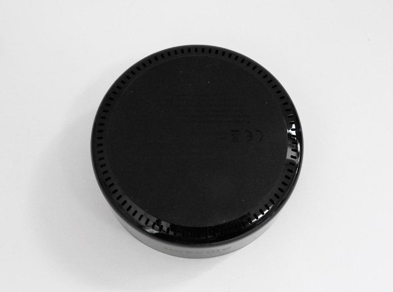 Echo Dotの底面