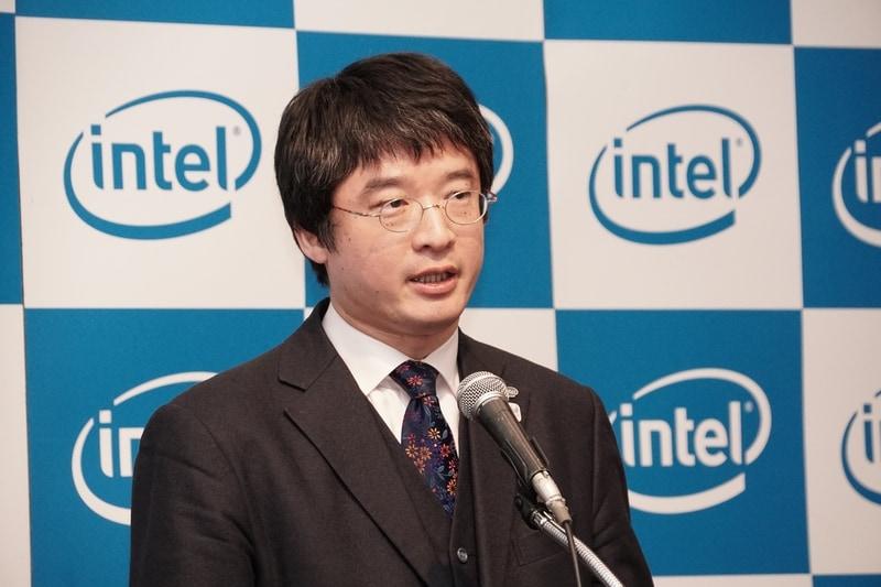 インテルアジアパシフィック担当HPCディレクターの根岸史季氏