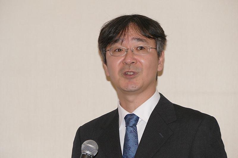 Honda Research Institute Japan プリンシパル・リサーチャー 吉池孝英氏