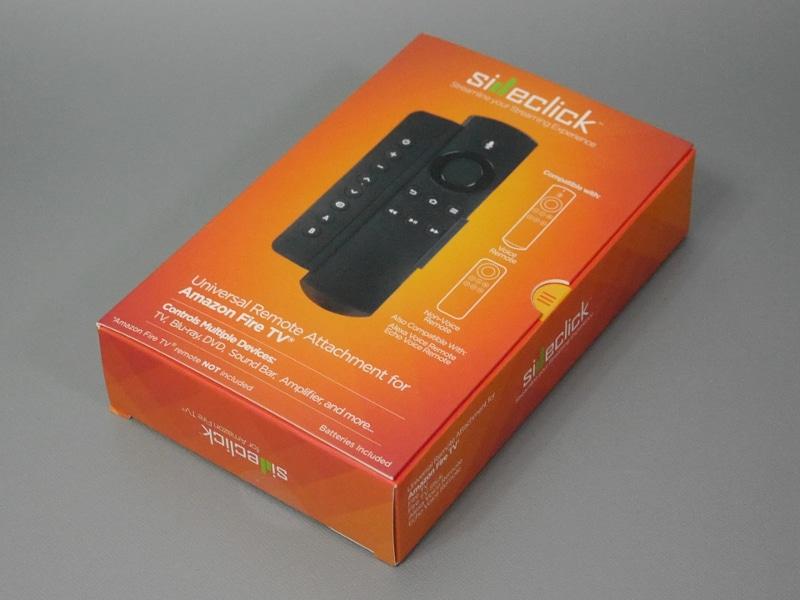 製品パッケージ。もともとはクラウドファンディング発の製品で、Amazon.comでは700人以上から星4.4と高い評価を集める人気製品だ