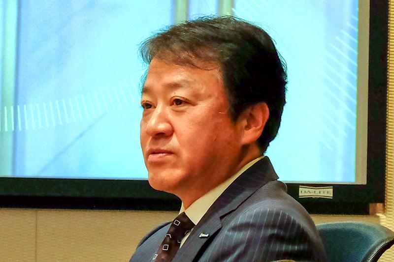 日本マイクロソフト株式会社 執行役員 最高技術責任者の榊原彰氏
