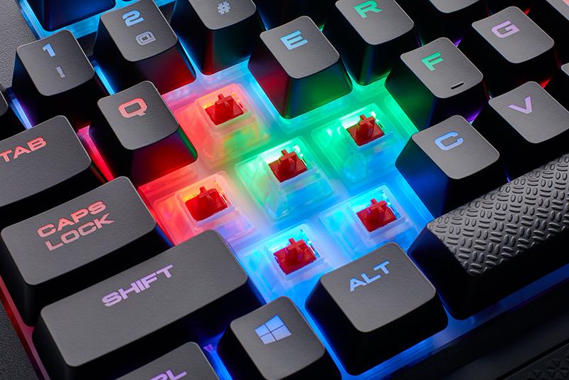 MX RGBスイッチ