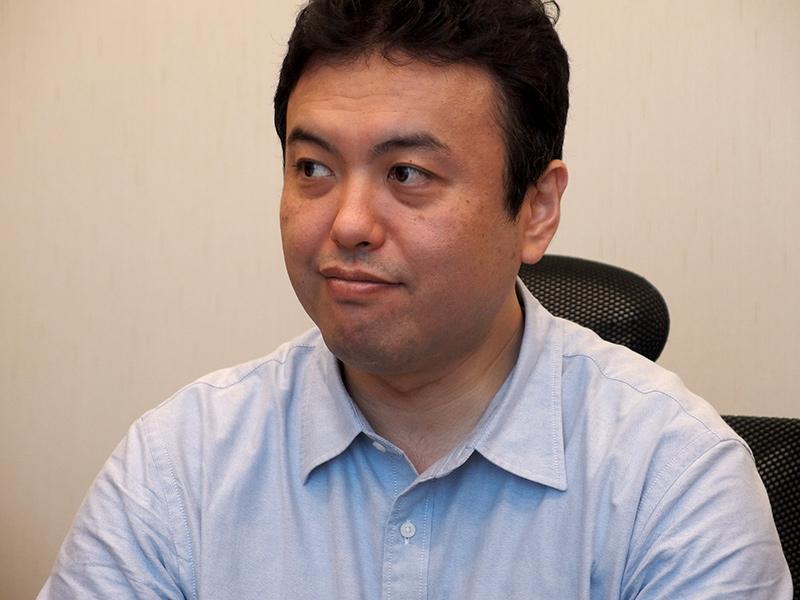 ソニー株式会社 事業開発プラットフォーム AIロボティクスビジネスグループ SR事業室 商品開発グループ 石橋秀則氏