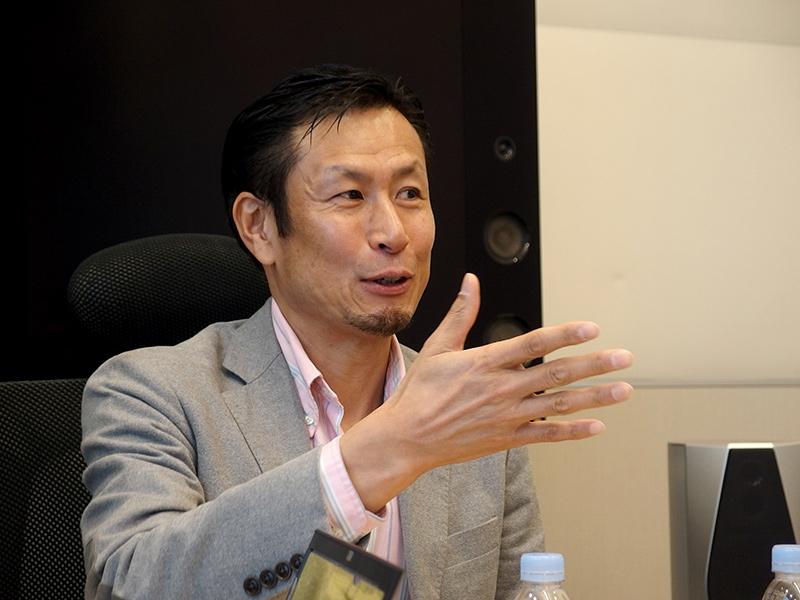 ソニー株式会社 事業開発プラットフォーム AIロボティクスビジネスグループ 商品企画部 統括部長 松井直哉氏