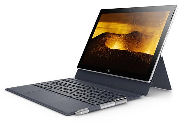 Windows 10 on ARMのHP ENVY x2