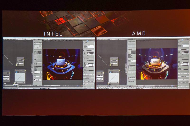 Intelのほうはまだ終わっていないが、AMDのほうは終了している