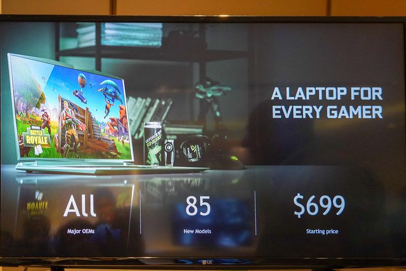 Max-Qは着実に進展、699ドルの製品もラインナップ