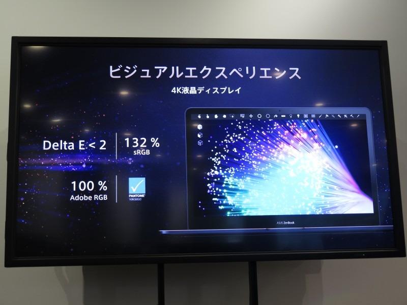 放送業界に使われるディスプレイに近い仕様の4K液晶