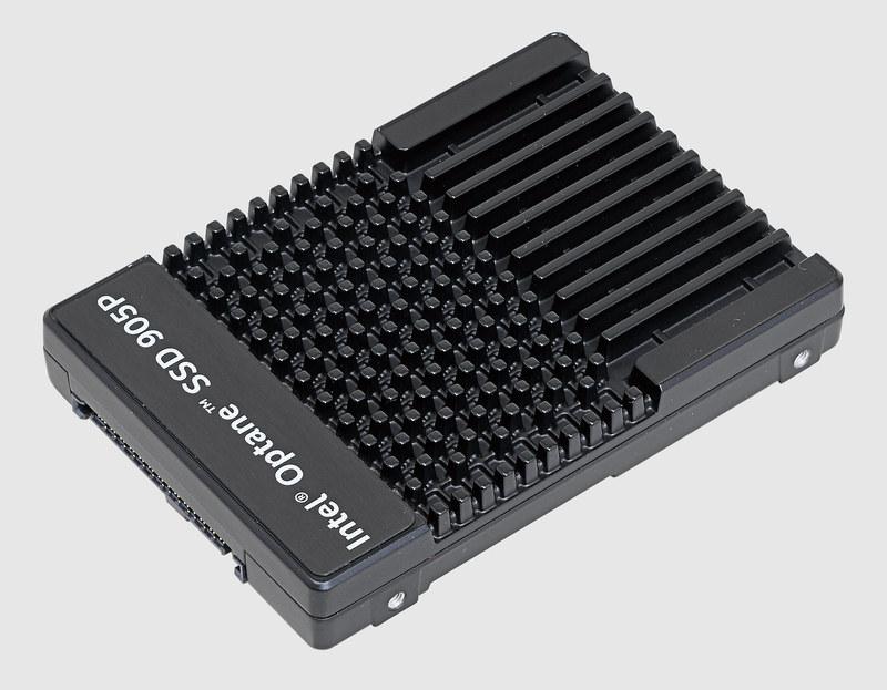 Intel「Optane SSD 905P SSDPE21D480GAX1」実売価格:89,000円前後