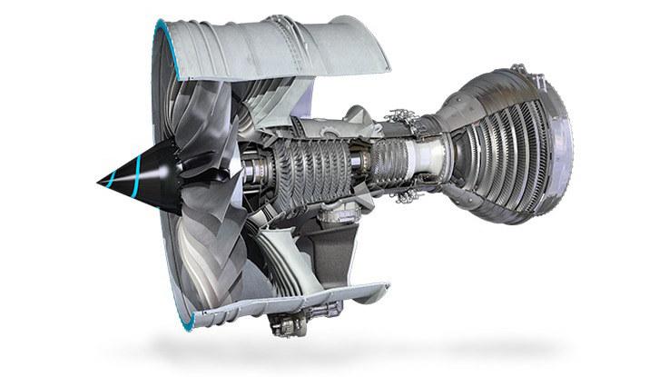 エアバスA330neoに搭載されるロールス・ロイス「Trent 7000」