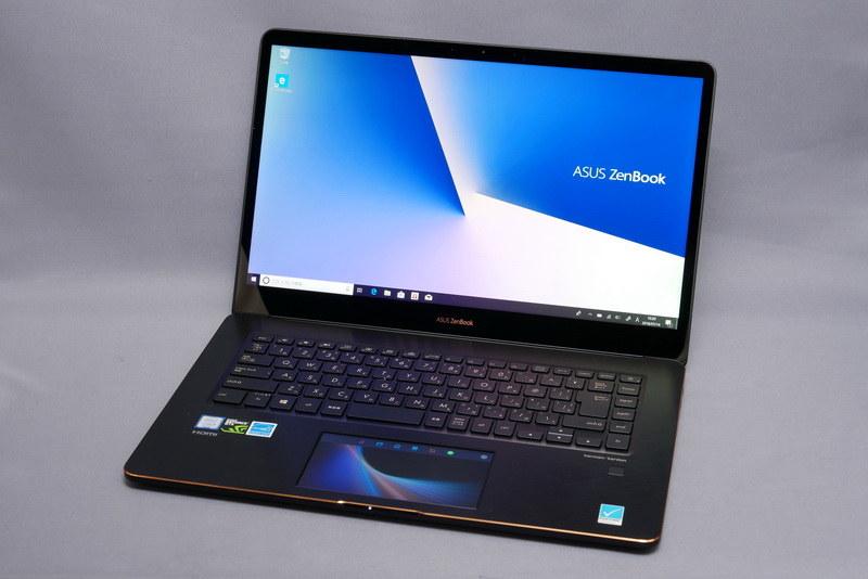 ASUS 「ZenBook Pro 15 UX580GE」