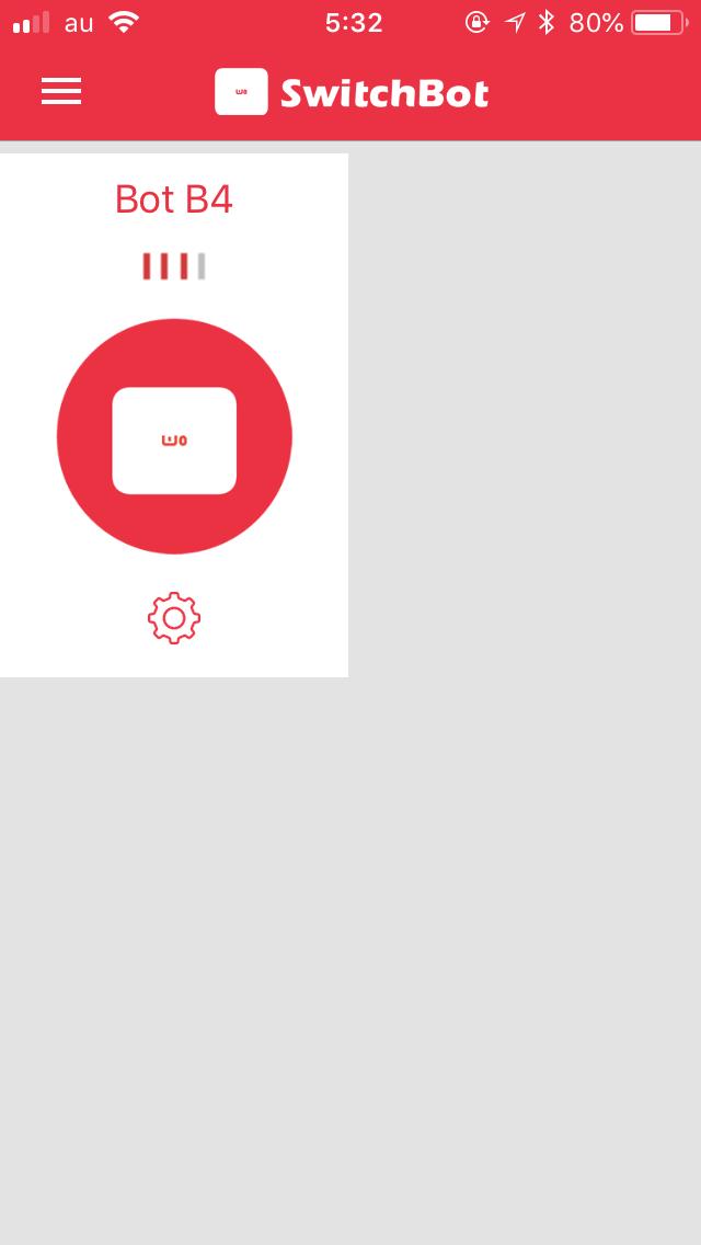 専用アプリをインストールしBluetoothで接続する。検出は自動的に行なわれる