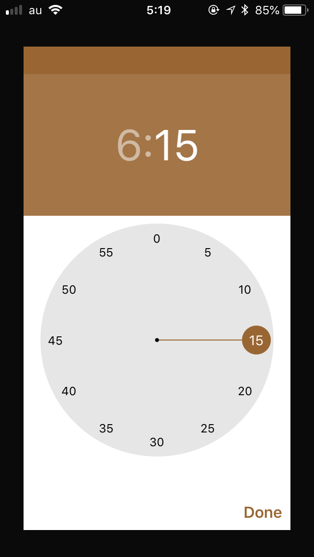 タイマーでの動作にも対応する。この設定は本体に保存されるようで、アプリを入れたスマートフォンの電源がオフになっていても動作する