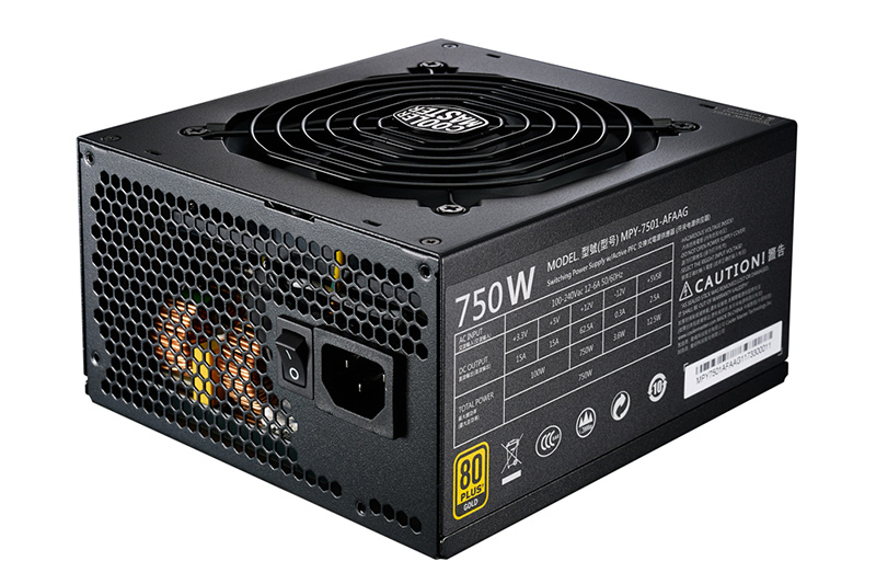 MWE Gold Full Modular 750