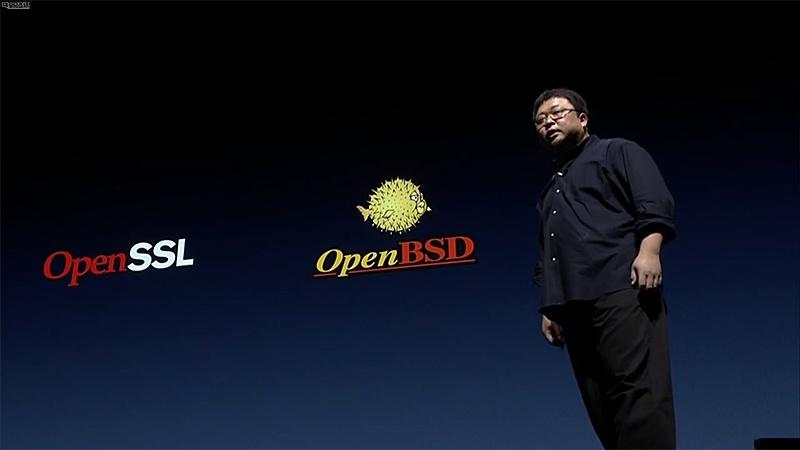 羅永浩CEO自らの資金をOpenSSL/OpenBSDコミュニティに寄付