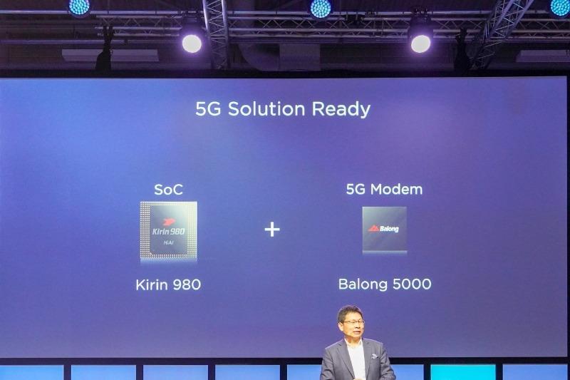 5GモデムBalong 5000を外付け搭載可能