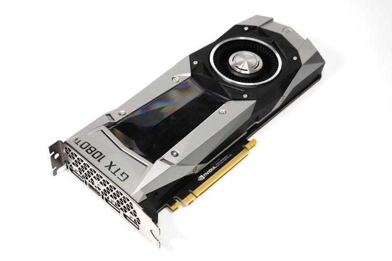 GeForce GTX 1080 TiのFounders Edition
