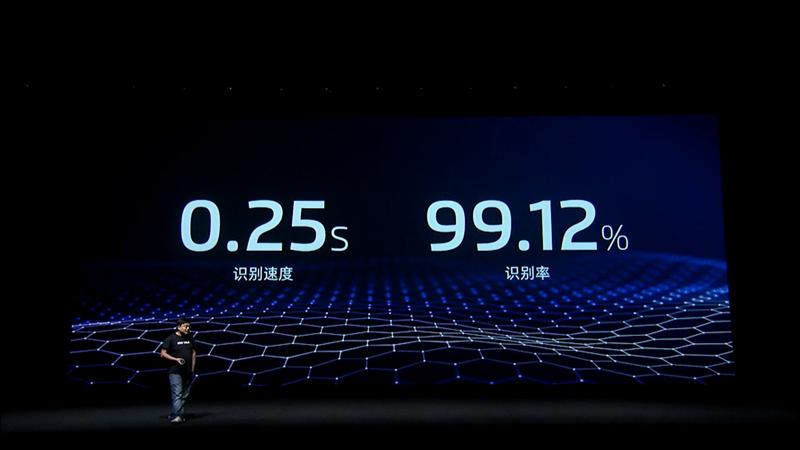 16Xの画面内指紋は0.25秒で認識するという