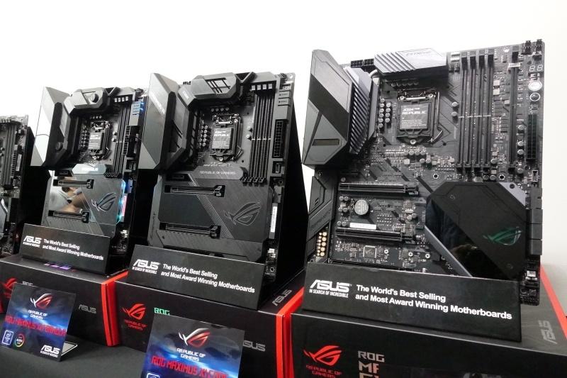 Z390チップセット搭載マザーボード