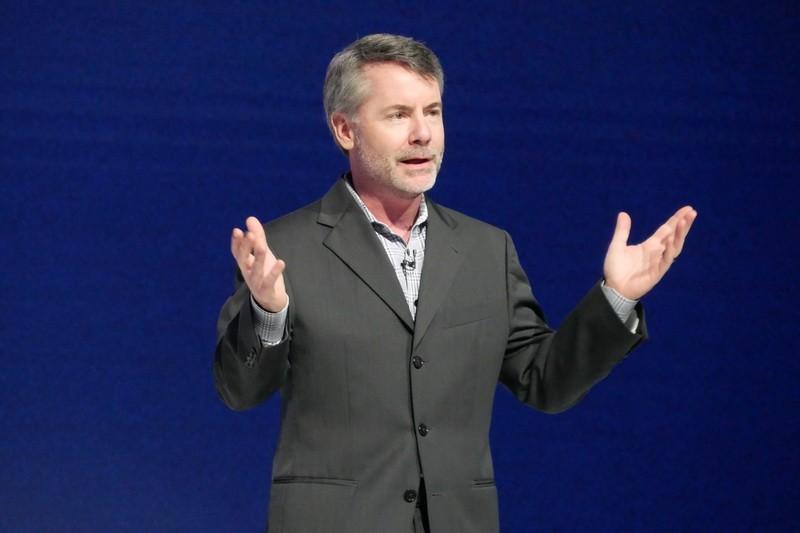 Googleのマーケティング副社長Bob Borchers氏は、今後もHuaweiと連携し、新たな価値を提供していくと述べた
