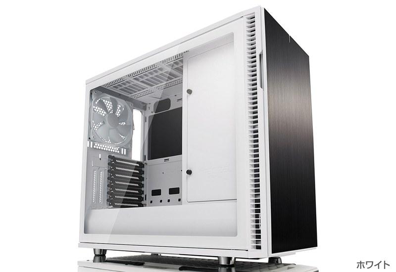Define R6 USB-C TG(ホワイト)