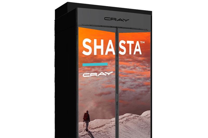 Shastaのキャビネット