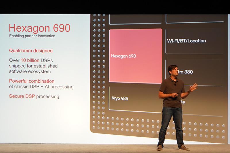 Hexagon 690 Processor