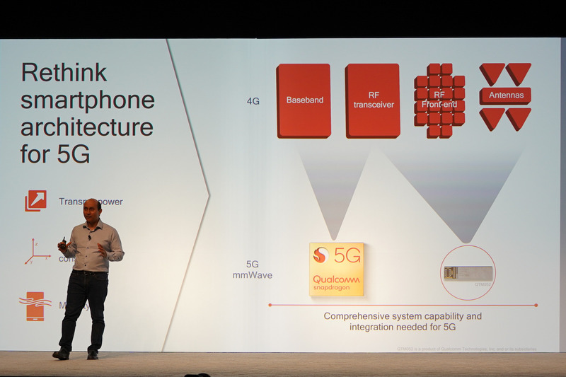 5Gのデザイン