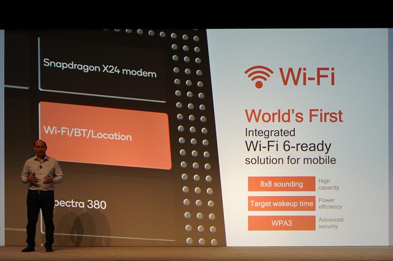 Wi-Fi 6に対応