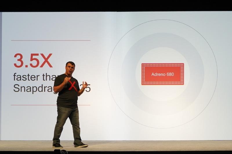 Snapdragon 835に比べてGPUが3.5倍