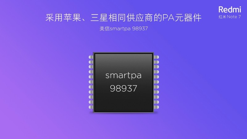 SmartPA 98937の採用
